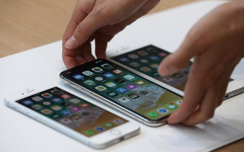 Preços do Iphone 8 em Los Angeles