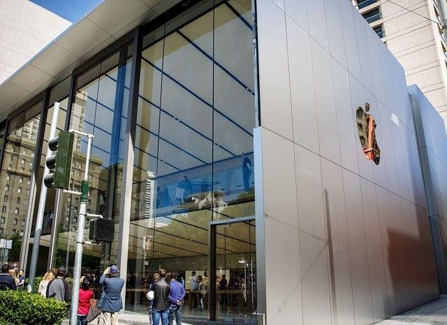 Onde comprar o iPhone 8 em San Francisco