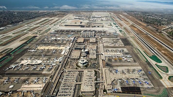 Formas de ir do aeroporto de Los Angeles para o centro