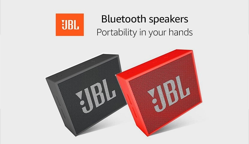 Comprar caixa de som JBL pelo site da Amazon.com