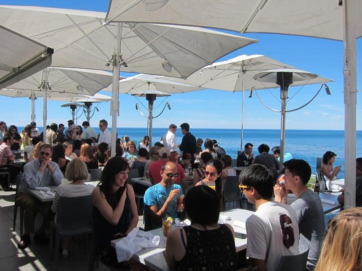 Restaurante George's at the Cove em San Diego