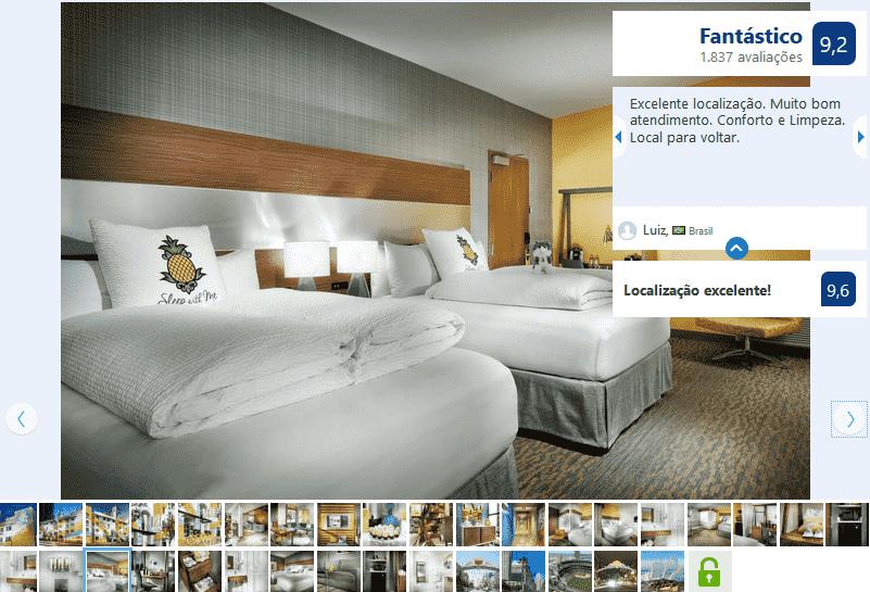 Staypineapple at Hotel Z para ficar em San Diego