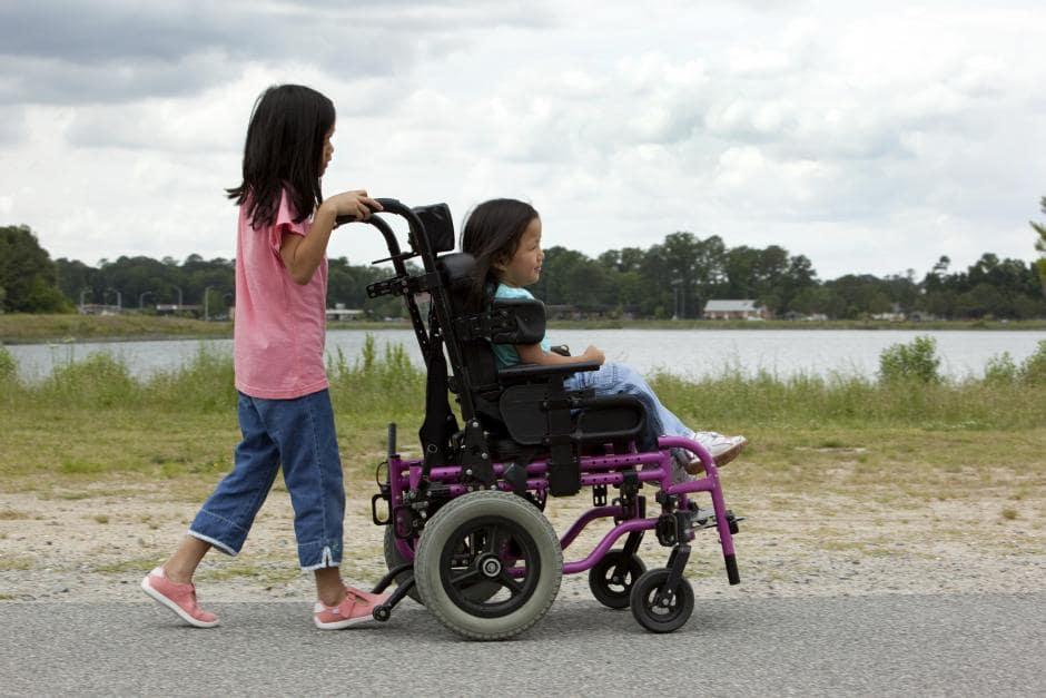 Acessibilidade para deficientes físicos em Los Angeles