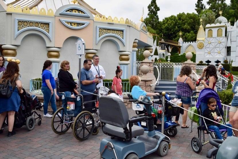 Dicas para deficientes físicos em parques de diversão em Los Angeles