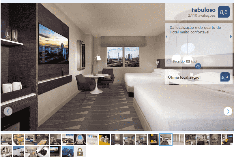 Hotel Hyatt Regency Los Angeles International Airport para ficar em Los Angeles