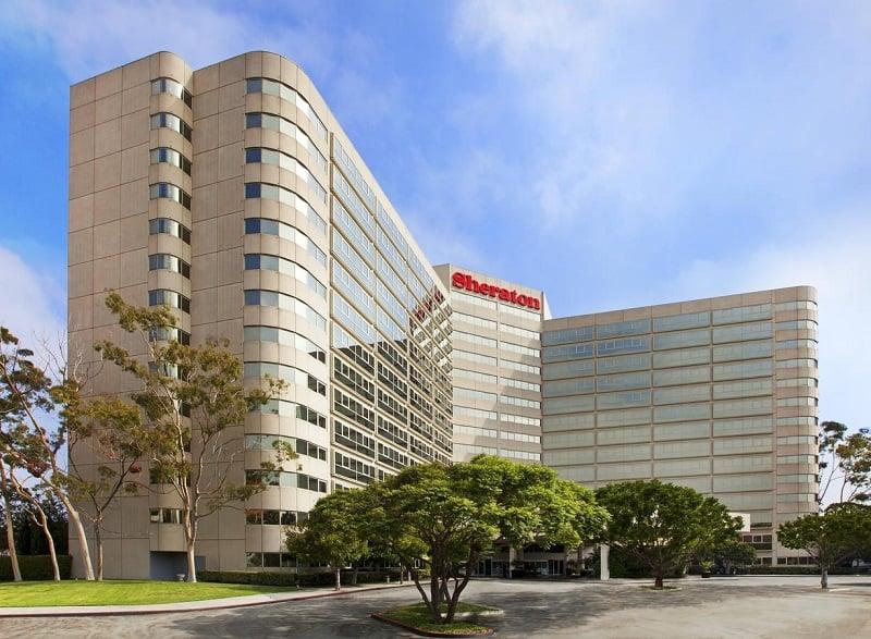 Hotel Sheraton Gateway em Los Angeles