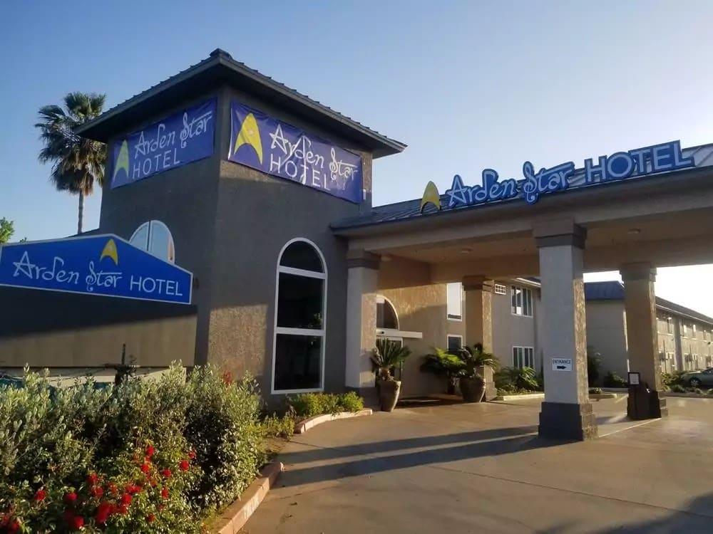 Arden Star Hotel em Sacramento