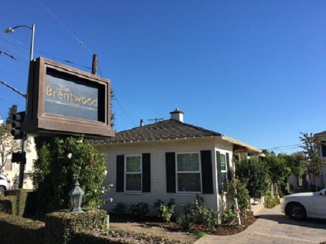 Hotel Brentwood Inn em Santa Mônica