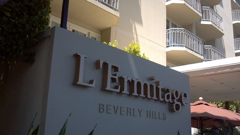 Hotel Viceroy L 'Ermitage Beverly Hills em Los Angeles