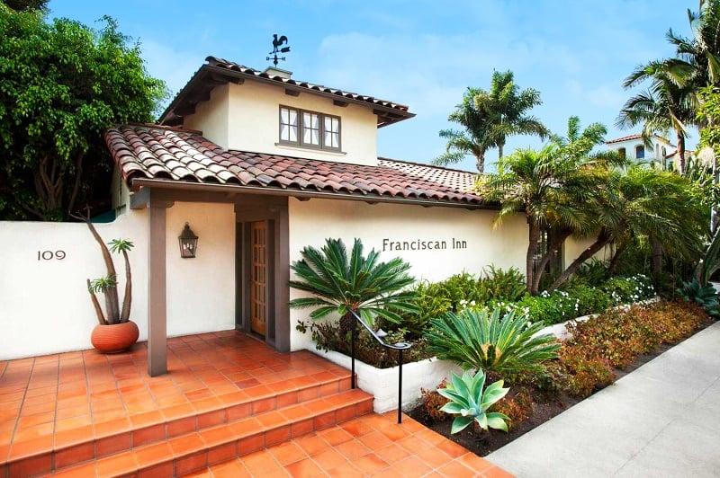 Hotel Franciscan Inn & Suites em Santa Bárbara