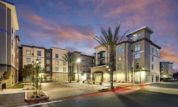 Hotel Homewood Suites by Hilton Long Beach Airport