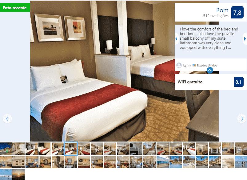 Hotel Comfort Suites Huntington Beach para ficar em Huntington Beach
