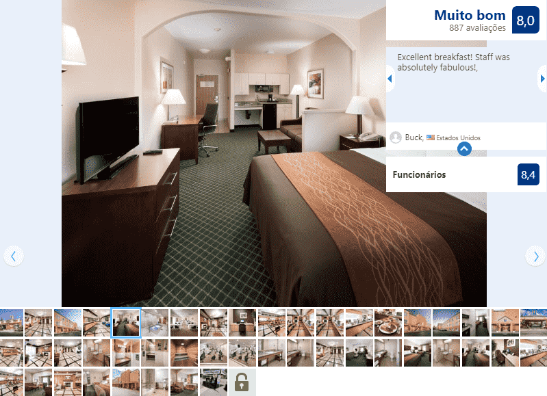 Comfort Inn & Suites Oakland para ficar em Oakland
