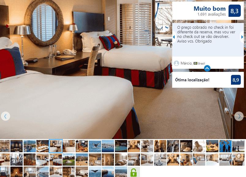 Portola Hotel & Spa para ficar em Monterey