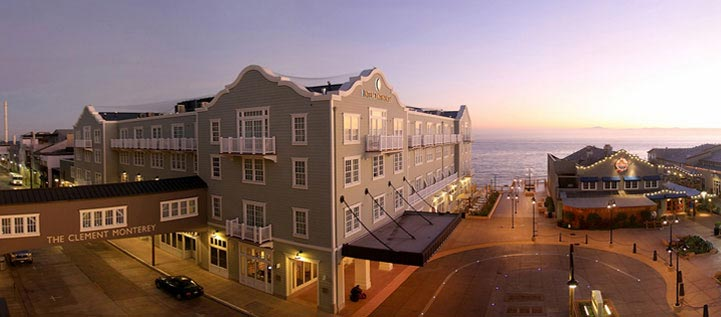 Hotel InterCont Clement Monterey em Monterey
