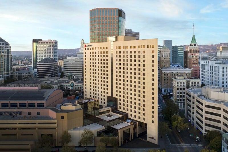 Oakland Marriott City Center em Oakland