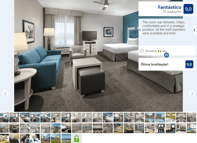 Hotel Homewood Suites by Hilton Long Beach Airport para ficar em Long Beach