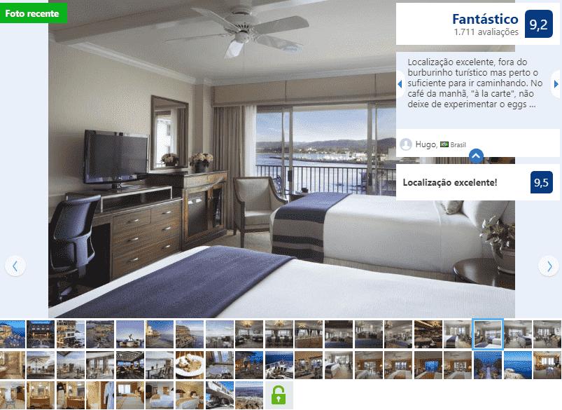 Monterey Plaza Hotel & Spa oara ficar em Monterey