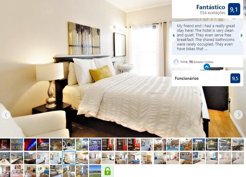 Hotel Royal para ficar em Long Beach