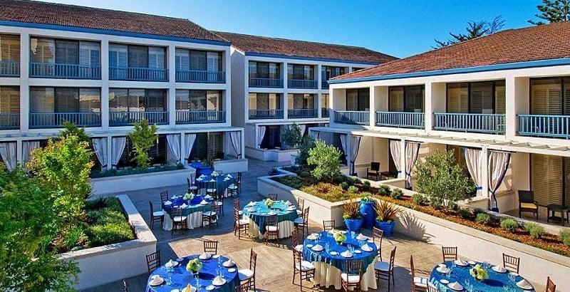Portola Hotel & Spa em Monterey