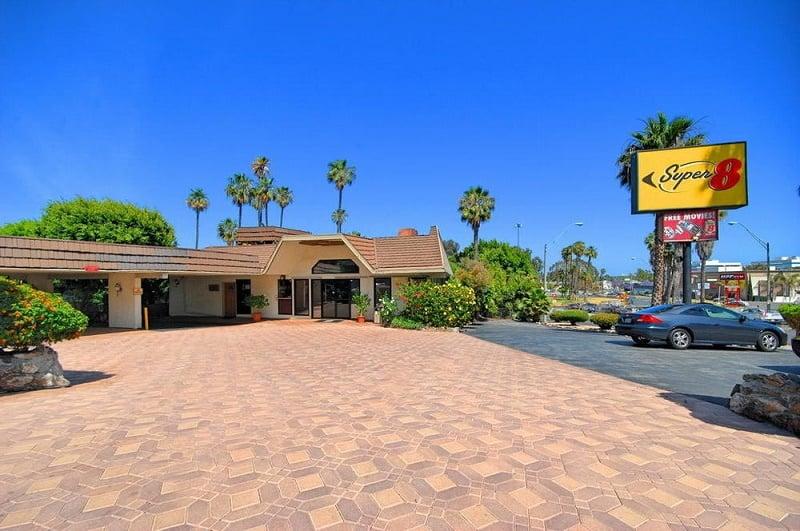 Hotel Super 8 by Wyndham Los Angeles - Culver City Area