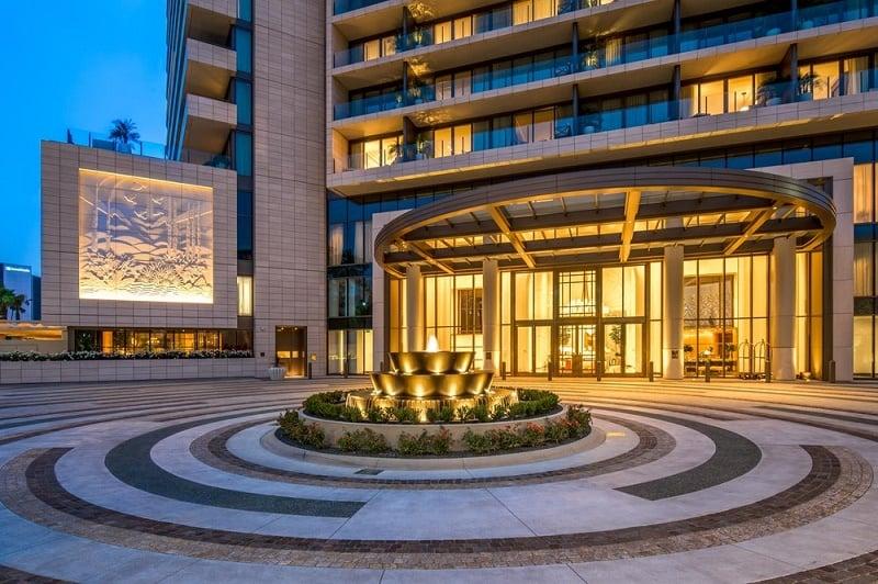 Hotel Waldorf Astoria Beverlly Hills em Santa Mônica