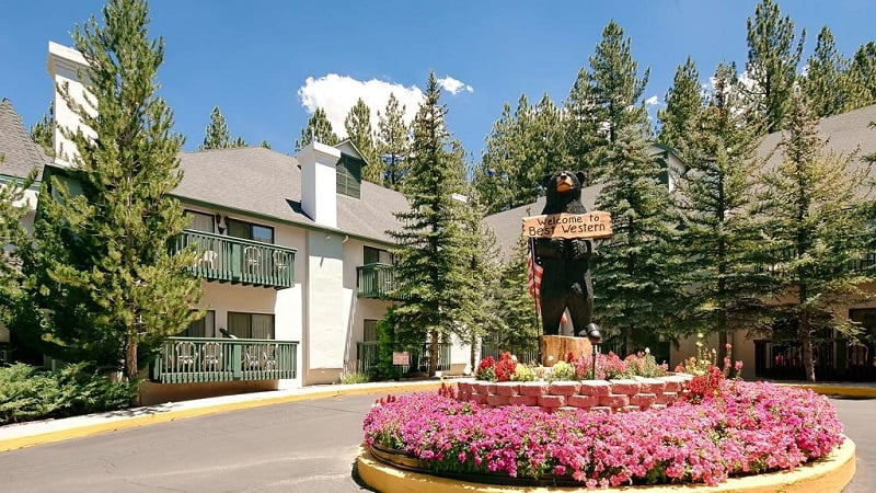 Hotel Best Western - Big Bear Chateau em Big Bear Lake