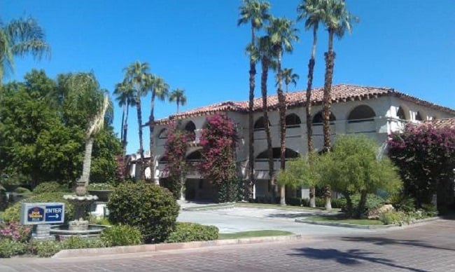 Best Western Plus Las Brisas Hotel em Palm Springs