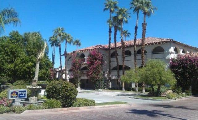 Hotéis bons e baratos em Palm Springs