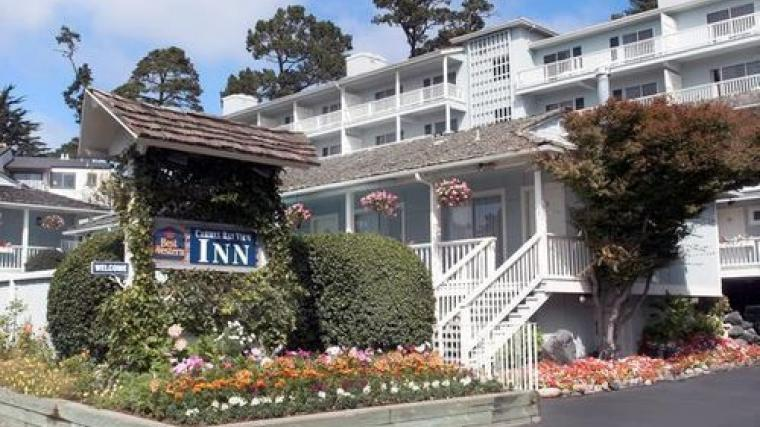 Hotel Carmel Bay View Inn em Carmel-by-the-Sea