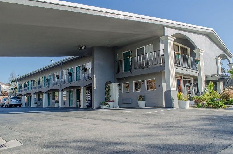 Hotel Continental Inn em Santa Cruz