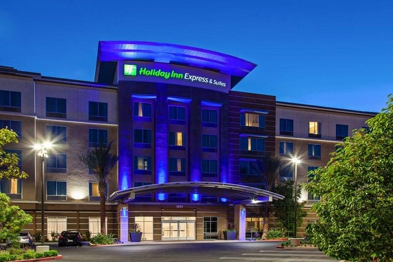 Hotel Holiday Inn Express & Suites Anaheim Resort Area em Anaheim
