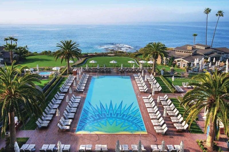 Melhores hotéis em Laguna Beach