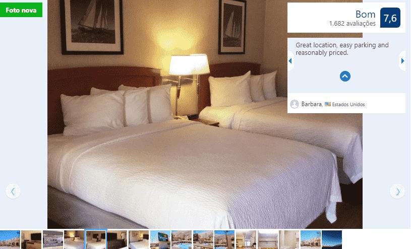 Hotel Vagabond Inn Palm Springs para ficar em Palm Springs