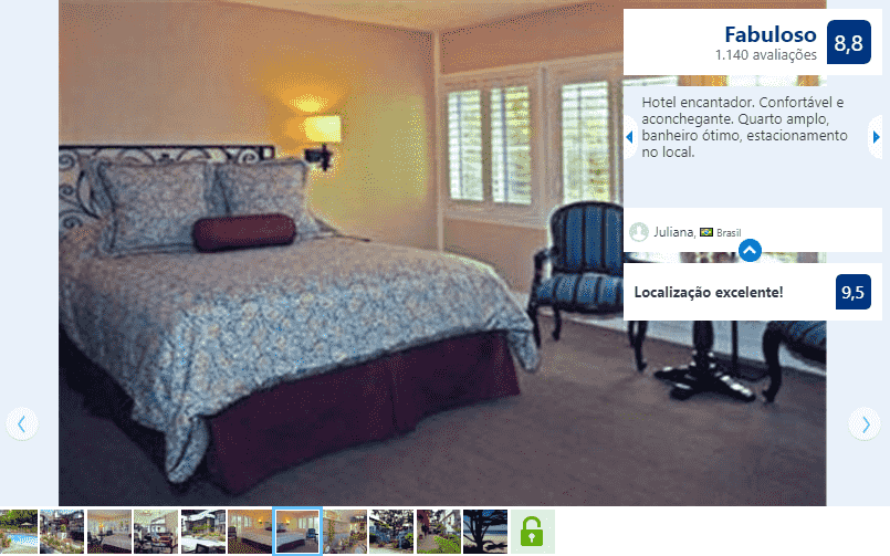 Hotel Normandy Inn para ficar em Carmel-by-the-Sea
