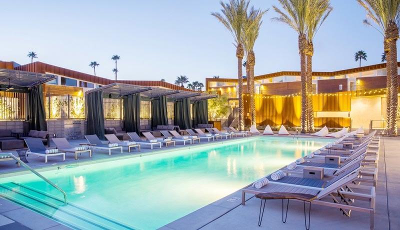 Hotel ARRIVE Palm Springs em Palm Springs