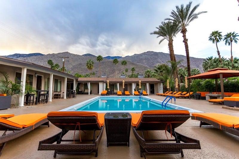 Little Paradise Hotel em Palm Springs
