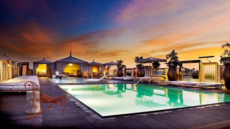 Melhores hotéis em Beverly Hills