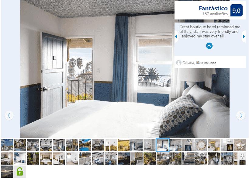 Casa Laguna Hotel & Spa para ficar em Laguna Beach
