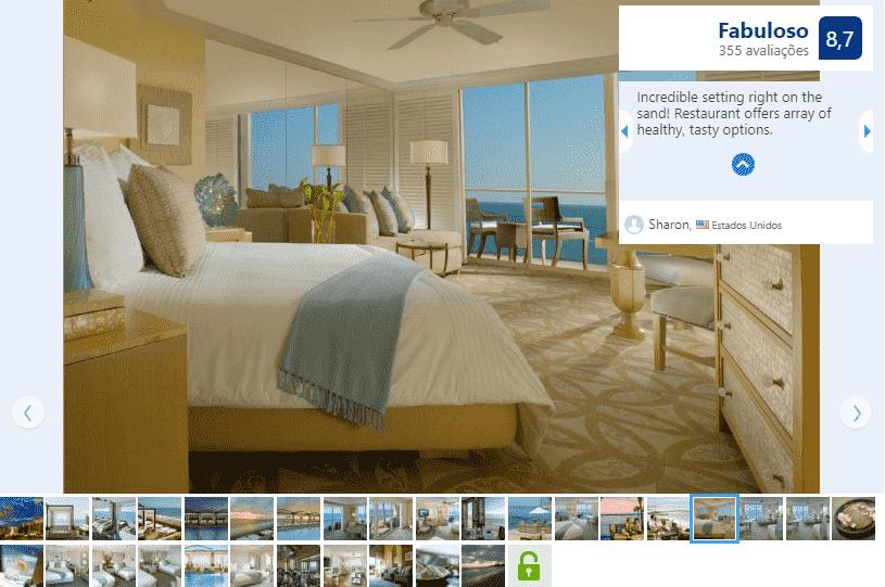 Surf and Sand Resort para ficar em Laguna Beach