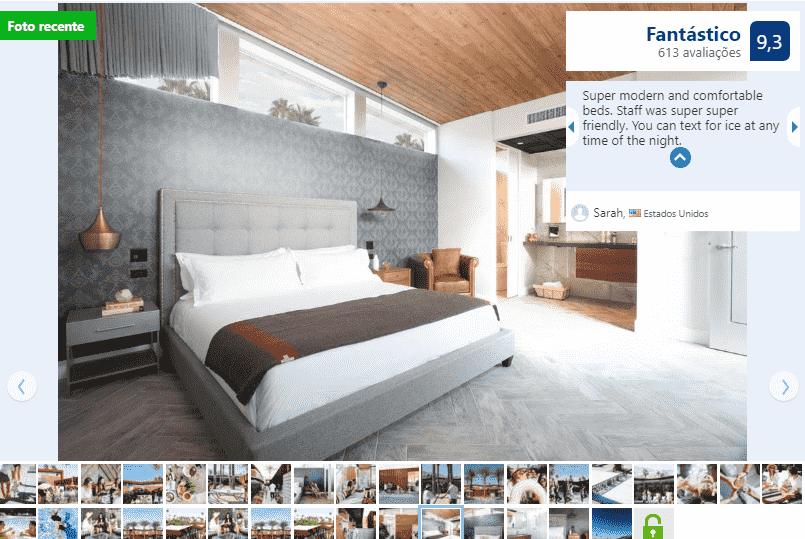 Hotel ARRIVE Palm Springs para ficar em Palm Springs