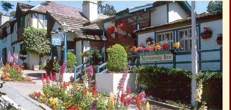 Hotel Normandy Inn em Carmel-by-the-Sea