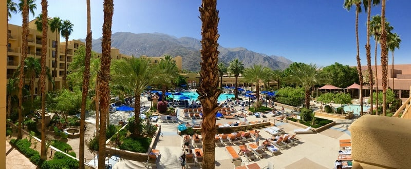 Renaissance Palm Springs Hotel em Palm Springs