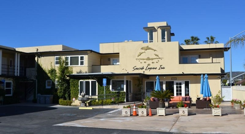 Hotel Seaside Laguna Inn & Suites em Laguna Beach
