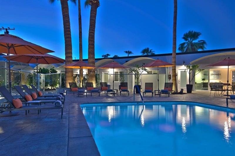 The Palm Springs Hotel em Palm Springs