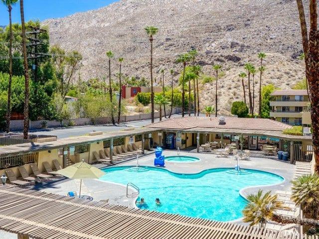 Melhores hotéis em Palm Springs