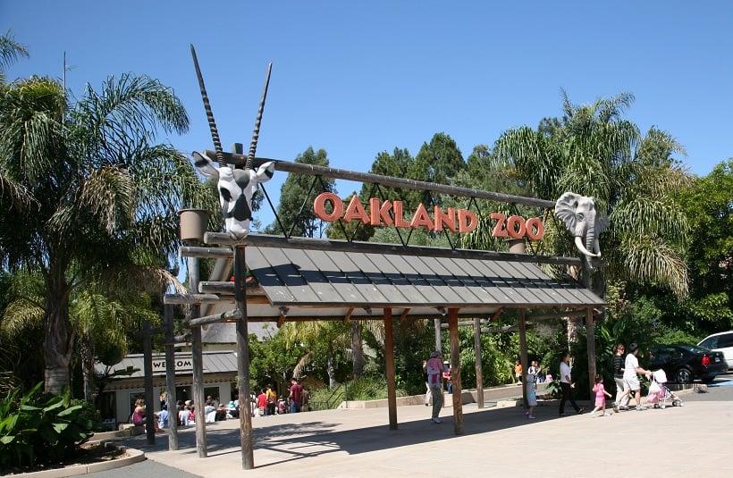 Oakland Zoo em Oakland