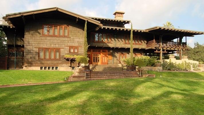 Casa Gamble em Pasadena