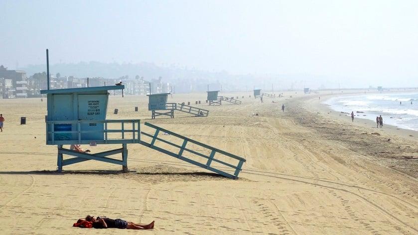 Praias para curtir em Santa Mônica