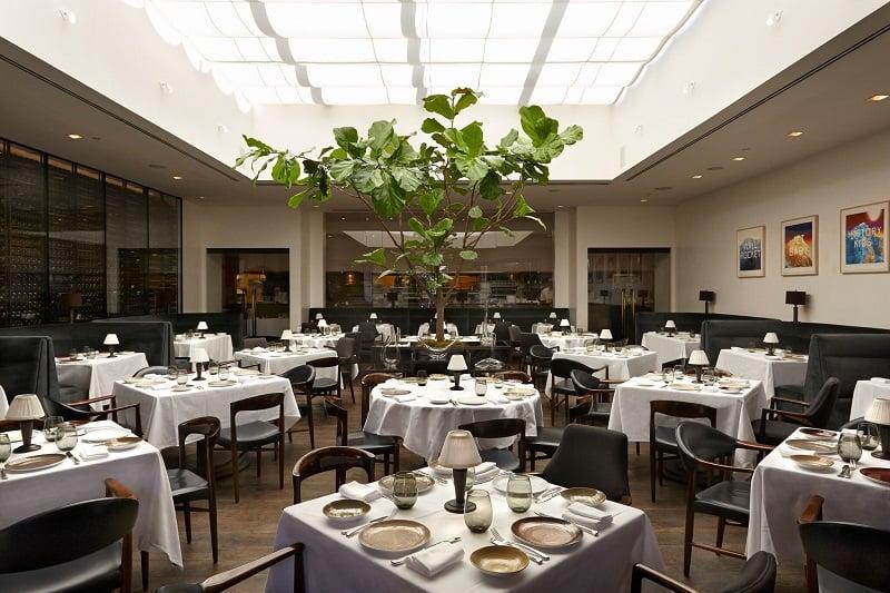 Restaurante Spago Beverly Hills em Beverly Hills